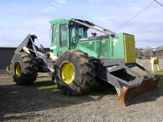 Timberjack 648h vehicles for sale | Millards Machinery